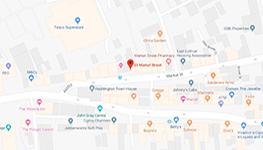 haddington-map